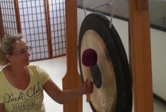 Gongentspannung Manuela Bosse TAM TAM Gong