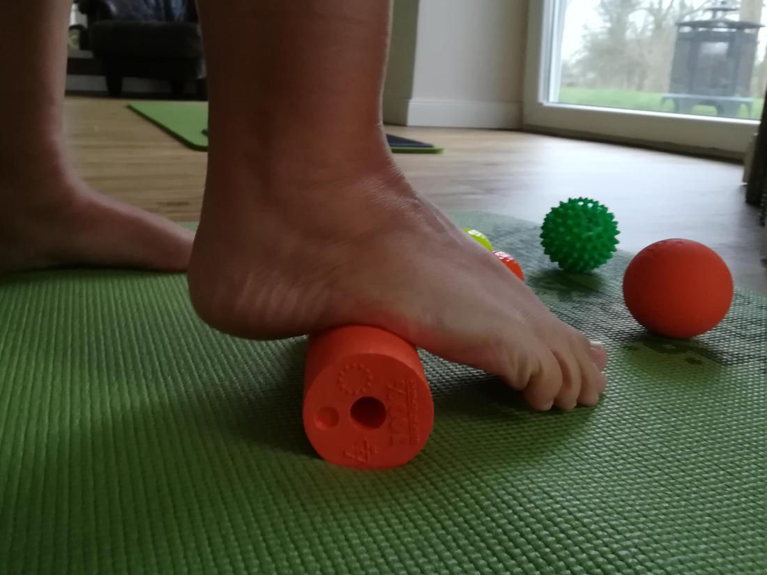 Fuß-Fit