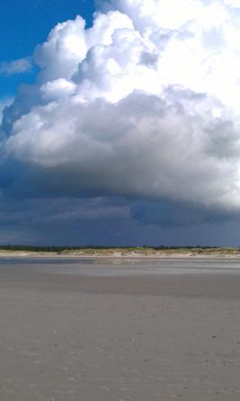 Strand von St Peter Ording