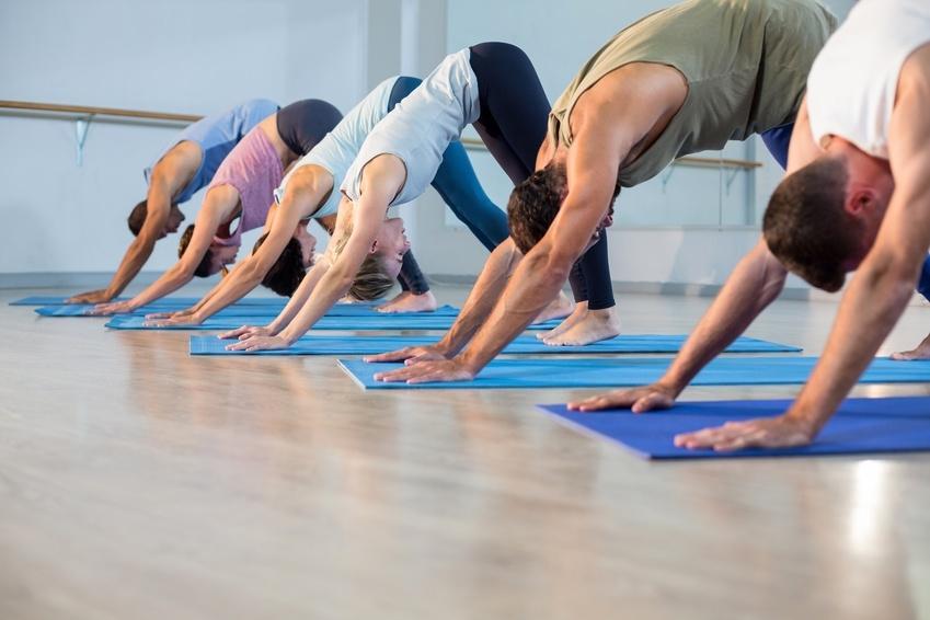 Faszientraining Yogaübungen